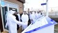 Photo: Al Tayer opens smart floating marine transport station at Dubai Festival City
