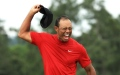 Photo: Tiger takes aim at 16th major, PGA win mark at Bethpage