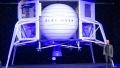 Photo: Amazon's Bezos unveils lunar lander project 'Blue Moon'