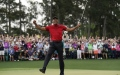 Photo: Tiger win electrifies PGA move, but will it boost golf?