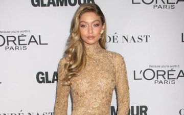 Photo: Gigi Hadid: I was told I didn't have a runway body