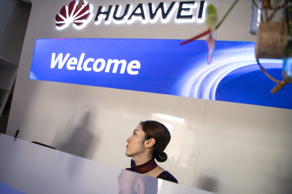 Photo: Maduro invites Huawei to set up 4G network in Venezuela