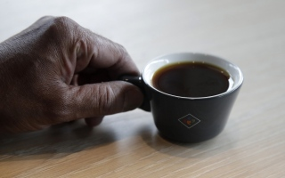 Photo: Cafe touts its $75 coffee as the world's priciest