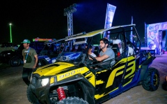 Photo: Sheikh Hamdan attends NAS Night Challenge Championship