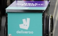 Photo: Amazon takes top stake in UK food delivery firm Deliveroo