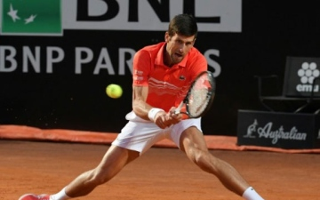 Photo: Djokovic to meet Nadal for 54th time with Rome title at stake