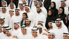 Photo: Media a key partner in national development process: Mohamed bin Zayed