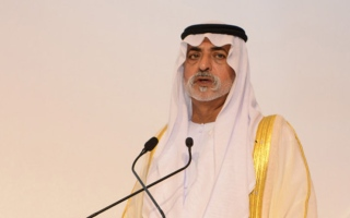 Photo: Zayed Humanitarian Work Day celebrates Founding Father's noble values: Nahyan bin Mubarak