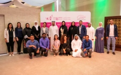 Photo: Breast cancer cases brought to light by Pink Caravan Ride 2019