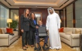 Photo: Sheikh Hamdan presents Landmark Group with first Sports Imprint Award