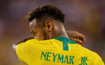 Photo: Neymar to arrive early in Brazil for Copa America