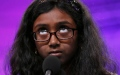 Photo: The bell rings twice: Spelling bee competitor gets reprieve