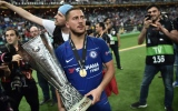 Photo: Chelsea celebrate before facing uncertain future without Hazard