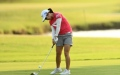 Photo: Higa leads as rookies rule at US Women's Open