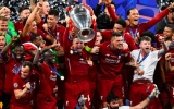 Photo: Liverpool beat Spurs 2-0 to win Champions League title