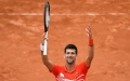 Photo: Djokovic faces Zverev test, Thiem eyes fourth straight Paris semi-final