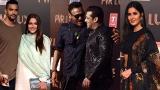 Photo: Bharat Premiere: Katrina Kaif, Salman Khan, Tiger Shroff...