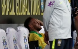 Photo: Injury forces Brazil's Neymar out of Copa America