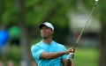 Photo: Tiger joined by Rose, Spieth on first two days at US Open