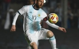 Photo: Hopeful Messi keen to end Argentina title drought