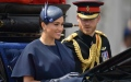 Photo: Meghan makes first public appearance since son's birth at Queen's birthday