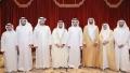 Photo: Sheikh Hamdan attends wedding reception
