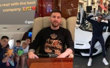 Photo: Messi unseats Mayweather as highest-paid athlete - Forbes
