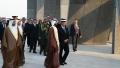 Photo: King of Malaysia visits Wahat Al Karama