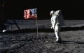 Photo: When the world stopped to watch Armstrong's moonwalk