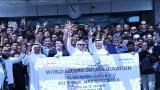 Photo: DEWA breaks world record for re-engineering gas turbine overhaul