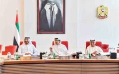 Photo: Ministerial Development Council reviews UAE educational professionals policy