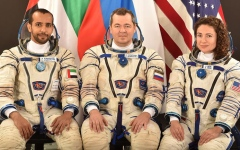 Photo: 100 days left for the UAE to arrive at International Space Station