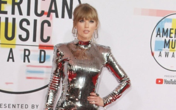 Photo: Taylor Swift breaks silence on Katy Perry reconciliation