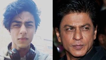 Photo: Shah Rukh Khan's son debuts as Simba