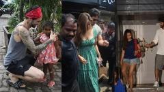 Photo: Spotted: Daniel Weber, Mira Rajput, Disha Patani...