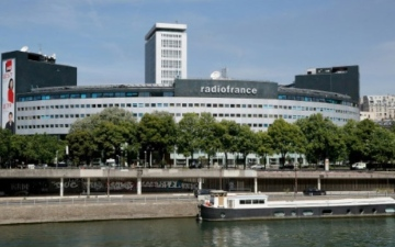 Photo: Radio France staff strike over plans to axe nearly 300 jobs