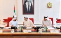 Photo: Mansour bin Zayed chairs meeting of Supreme Committee for Abu Dhabi's Water and Electricity