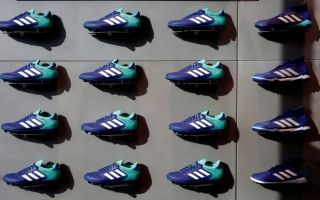 Photo: Adidas loses EU court battle over 'three stripe' design