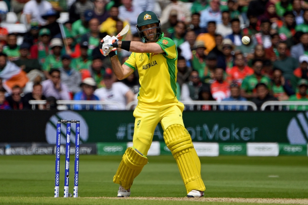 Australia's Maxwell relishing World Cup clash with England quicks