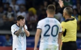 Photo: Messi focussing on positives as Argentina's Copa hopes hang by thread