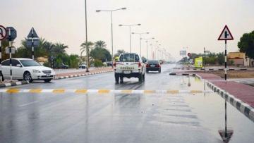 Photo: Rain, winds, dust forecast for UAE