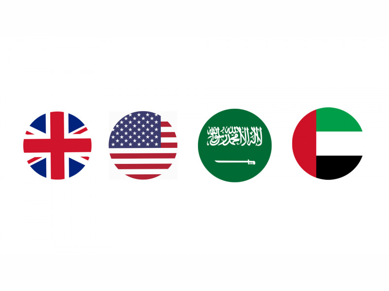 Photo: Saudi Arabia, UAE, UK, US express concern over Iran's destabilising activity, call for diplomatic solutions