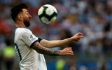 Photo: Copa America starts anew in quarters, says Argentina's Messi