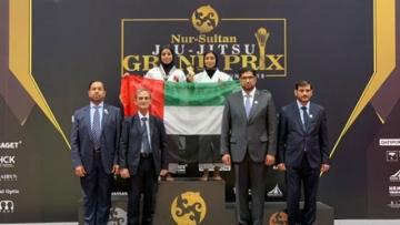 Photo: UAE bags 14 medals at Kazakhstan Jiu-Jitsu Grand Prix