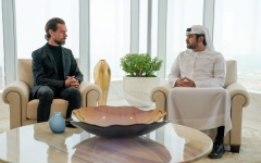 Photo: Twitter CEO launches #YouthForGood in the UAE