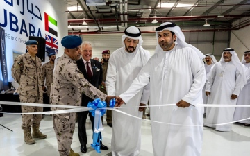 Photo: New defence and technology facility opens at Tawazun Industrial Park