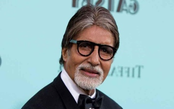 Photo: Heavy security for Amitabh Bachchan!