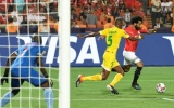 Photo: Superstar Salah seeks first goal at Cup of Nations in Egypt
