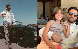 Photo: KUWTK: Scott Disick found 'real love and passion' in his kids