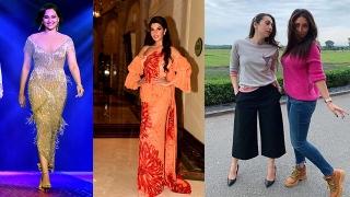 Photo: Spotted: Jacqueline Fernandez, Sonakshi Sinha, Karisma Kapoor...